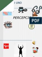 Análisis de la percepción