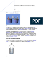 Como fabricar una celda ceca que produce hho para combustión interna (Reparado)