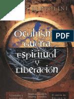 Mario Bertolini Ocultismo Guerra Espiritual y Liberacion