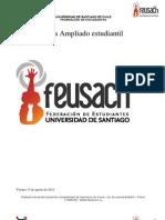 Acta Ampliado Feusach 17 de Agosto