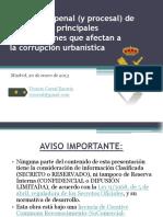 La reforma penal (y procesal) de 2010/2012