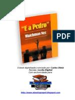 Watchman Nee - E a Pedro