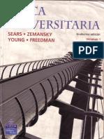 fisica universitaria - sears y zemasky- volumen 1 - español