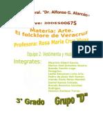 El Folcklore de Veracruz (investigación documental)