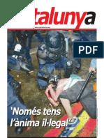 Revista Catalunya nº 67 Setembre 2005  CGT