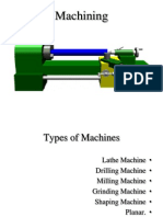 Lathe Parts and Working