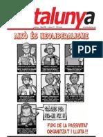 Revista Catalunya nº 75 Maig 2006  CGT