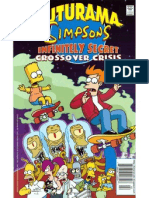 Futurama Simpsons Infinitely Secret Crossover Crisis (Parte 2)