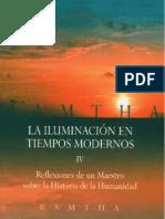 Ramtha.- Iluminacion Tiempos Modernos
