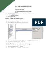 Cisco ASA Configuration Guide