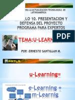Proyecto Modulo 10 Fatla. U-learning