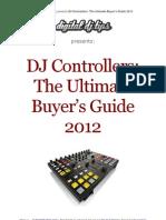 Dj Controllers 2012