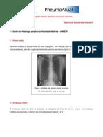 Rx tórax - Anatomia
