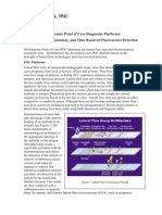 v1-white paper - biomedomics point of care diagnostic platforms
