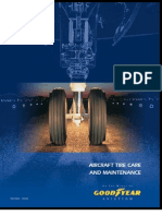 Aircraft Tire Care & Maintenance