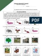 Evaluacion Diagnostica Letra m l p s d y n