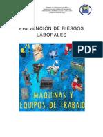 PRL_Maquinas y Equipos de Trabajo