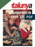 Revista Catalunya - 96 - Abril 2008 - Sindicat CGT