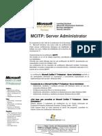 68295842 MCITP Server Administrator
