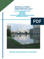 Diagnostic Territorial de Meudon-La-Forêt