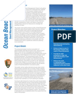 Ocean Beach Erosion Project Brochure FINAL