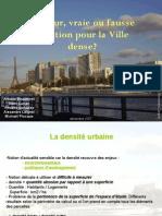 Présentation - Tours Et Ville Dense