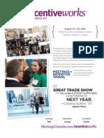 2012 IncentiveWorks Media Kit
