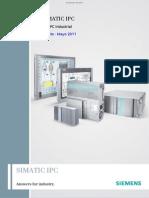 Brochure Simatic Industrial de Siemens