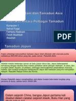 WAJ 3103 Titas Tamadun Islam dan Tamadun Asia(TITAS)Interaksi Antara Pelbagai Tamadun