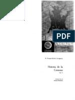 Lissagaray, Prosper-Olivier - Historia de la Comuna [Vol. I] [1876] [ed. Estela, 1971]