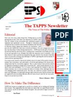 TAPPS Newsletter3