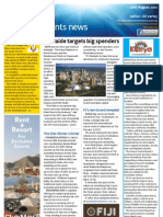 Business Events News for Mon 20 Aug 2012 - Adelaide targets big spenders, Kenya, EY boosts Brisbane, Face to Face and much more