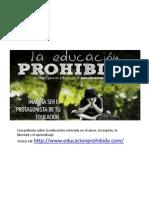LA EDUCACIÓN PROHIBIDA (película)