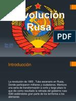 Revolucion Rusa 1905 - 1917