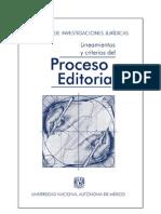 Criterios Editoriales UNAM 2008