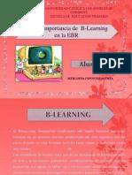 Importancia de Blended Learning en Ebr