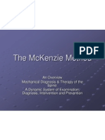 The McKenzie Method Powerpoint 2008