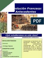 HU 17 Antecedentes Rev. Francesa