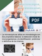 Microscopia y Dx Molec Dx Serologico