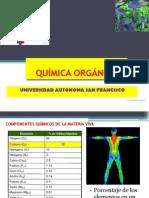 formulacion organica...
