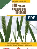 Guia Para La Produccion de Trigo
