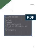 Aula 74 - Industrialização e Governo FHC