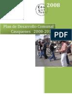 Plan de desarrollo comunal de Cauquenes