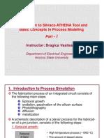 Silvaco ATHENA Description 1