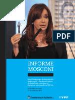 Informe Mosconi