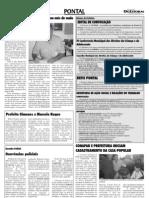 Jornal DoLitoral Paranaense - Edição 25 - pág. 08 - maio 2005