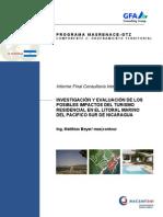 Informe Del Turismo Residencial