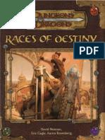 Races of Destiny by Azamor