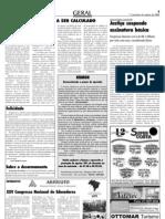 Jornal DoLitoral Paranaense - Edição 30 - pág. 03 - agosto 2005