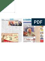 Jornal DoLitoral Paranaense - Edição 30 - Cad. A Cidade - pág. 01 e 12 - agosto 2005